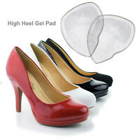 Silicone Gel Cushion Insole Front Pad CARE Feet Shoe Foot , For High Heel & Flat