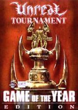Unreal Tournament GotY Edition (PC Nur der Steam Download Key) Keine DVD nur Key