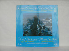 CLAUDE DEBUSSY MAURICE RAVEL Y. SVETLANOV LP Record MADE IN USSR 0869-70  #1716