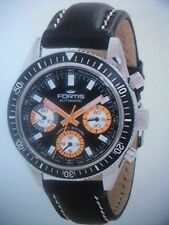 Fortis Men's Marinemaster Vintage Limited Edition Chronograph Watch