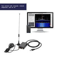Tuner Empfänger 100 kHz ~ 1,7 GHz Radio Tuner RTL2832U+R820T2 w / OTG Datenkabel