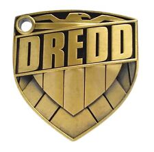 Planet Replicas Judge Dredd Badge 1:1 Scale Collectible Prop by Jock