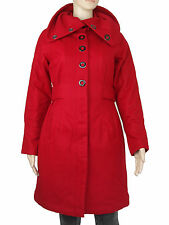 NEW Firetrap Womens Size XS 6 Petite Red Winter Coat