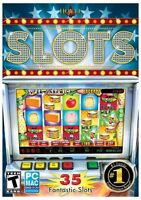HOYLE SLOTS 2011   35 Fantastic Slots for PC & MAC    Brand New in Box