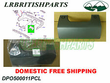 GENUINE LAND ROVER TOWING EYE MOULDING REAR BUMPER LR3 NEW DPO500011PCL