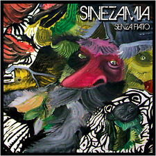 SINEZAMIA - SENZA FIATO/CENERE CD (New single 2013)