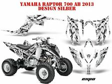 AMR RACING DEKOR GRAPHIC KIT ATV YAMAHA RAPTOR 125/250/350/660/700 EXPO B