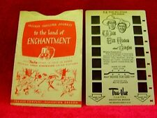 1954 Wild Bill Hickok And Jingles Tru Vue Film Card #T-2