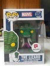 Funko Pop Marvel The Lizard 334 Walgreen's Exclusive