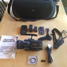 Panasonic AG-DVC32EN Camcorder, PAL,16x MiniDV, Nightmode, KATA CC-193 Bag