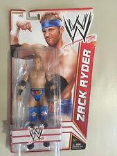 ZACK RYDER WWE Mattel Basic WRESTLING SUPERSTAR FIGURE