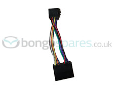 Mazda Bongo ISO plug for a Car stereo /radio /header unit