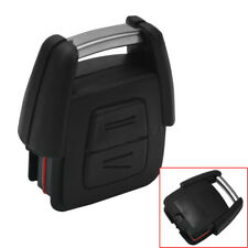 Useful Car Remote Key Fob Button Housing Case Black ABS 2 Opel Vauxhall Vectra B
