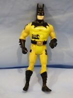Vintage 1990 Kenner DC Comics Batman Returns Deep Dive Yellow Action Figure Toy