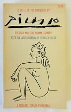 Picasso and The Human Comedy, a Suite of 180 Drawings by Michel Leiris - 1954