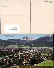 629949,Innsbruck geg. Süden pub Robert Warger 198/1910