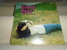 "DENNY EZBA-""Try Jenny"":  SEALED Crazy Cajun LP/raunchy rock, rural rock, country"