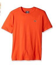 Lacoste Men's Tennis Sport Short Sleeve Technical Jersey Tee Shirt Size 9 / 4XL