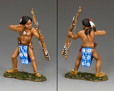 """KING AND COUNTRY Indian Brave """"Bear Cub"""" TRW86(P) TRW086(P)"""