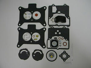 Ford Motorcraft Autolite 2100 2 BBL Carburetor kit 289 302 351 390 With Float