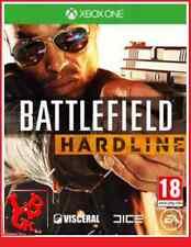 BATTLEFIELD HARDLINE X-Box One Xbox Microsoft Jeu Video FPS