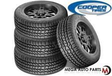 4X New Cooper Discoverer A/TW LT305/55R20 121S E/10 Snow Rated All Terrain Tires