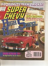 Super Chevy Mag - June 1992 - Z-16 Chevelle - Ignition Systems - Rocker Arms
