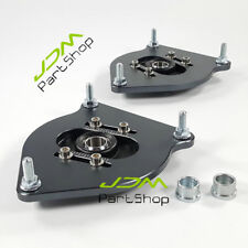 Camber Plates 02-06 Mini Cooper Pillow Adjustable Strut Mounts For Coilover Kits