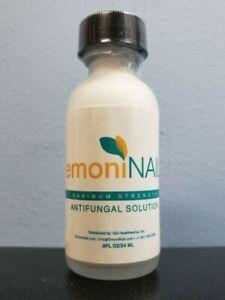 Emoni Nail Maximum Strength Antifungal Solution 0.8 oz / 24 mL - New In Box