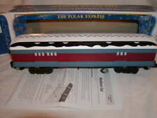 Lionel 6-84605 Polar Express Baggage Passenger Madison Train Car O 027 New 2018