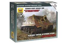 ZVEZDA 6205 1/100 German Heavy Assault Gun Sturmtiger