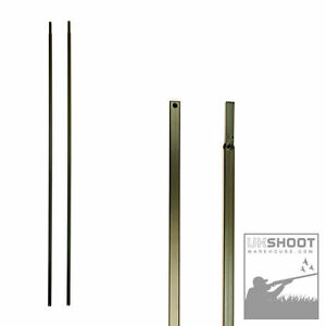 PAIR OF PIGEON MAGNET ROTARY MACHINE 3FT EXTENSION BARS / ARMS - PIGEON SHOOTING