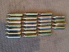 25 Co2 cartridges 12 grams. Free shipping