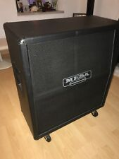 Mesa Boogie 4x12 rectifier CHITARRE BOX v30 oversize 412 Straight Slant Cabinet