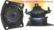 2PC FRONT AND REAR MOTOR MOUNT FOR 2003-2008 ACURA RL 3.5L  FAST FREE SHIPPING