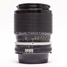 Nikon 43-86mm f/3.5Ai Zoom - MINTY MANUAL FOCUS IMMACULATELY CLEAN GREAT OPTICS
