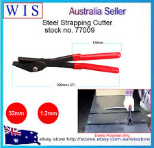 Heavy Duty Steel Strapping Cutter Hand Tool for Cutting Steel Straps-77009