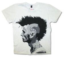 Machine Gun Kelly Grey Head White T Shirt New Official Adult