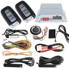 Quality Easyguard Pke Car Alarm system Push button starter Passive Keyless Entry