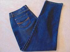 """Code Bleu Jeans Women 12 Av. """"Michelle""""  Waist 34 Inseam 31.5 Med Wash EUC"""