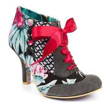 Irregular Choice Slim Lace-up Shoes for Women