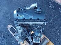 AUDI A4 B6 1.9 TDI SALOON '02 COMPLETE BARE DIESEL ENGINE CODE AWX