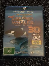 Dolphins And Whales: Tribes Of The Ocean  3D Blu-Ray Region B