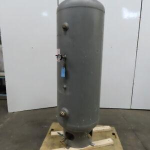 120 Gallon 200 PSI Vertical Compressed Air Receiver Tank
