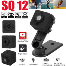 SQ12 140°Wide Angle Sport Video Camera DVR Infrared Night Vision Camcorder SN