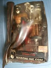 "KISS Creatures Of The Night 2002 ""FOX"" Figurine Vintage RARE!"
