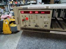 Tektronix Cg5011 Programmable Calibration Generator Passes Self Test
