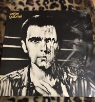 PETER GABRIEL - Self Titled - 1980 Vinyl LP-  Charisma CDS4019 A7/B6
