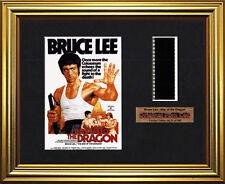 Bruce Lee Film Cells