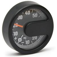 Miniatur Relief Bimetall Thermometer justierbar RICHTER Art. 4643 selbstklebend